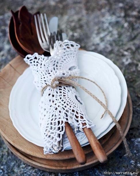 Пасхальный декор. Красивые идеи к празднику (32) (487x611, 184Kb)