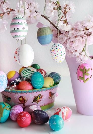 Пасхальный декор. Красивые идеи к празднику (34) (368x534, 195Kb)