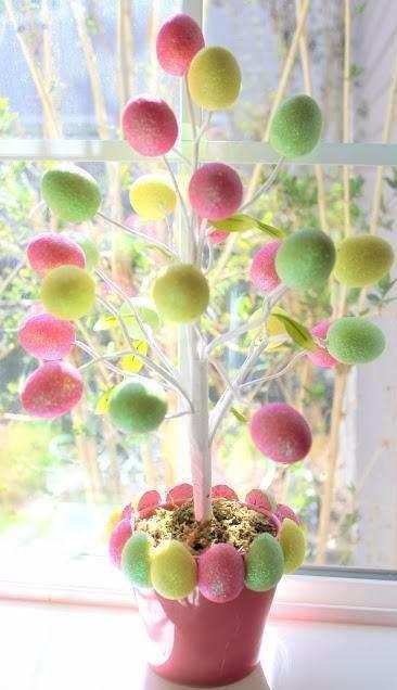 Пасхальный декор. Красивые идеи к празднику (48) (366x636, 197Kb)