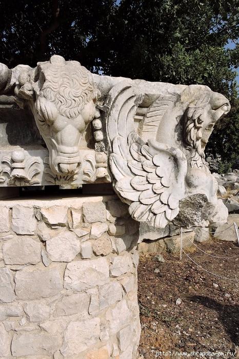 Shraddha_trаvel Турция 2016, Храм Апполона (7) (466x700, 368Kb)