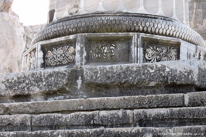 Shraddha_trаvel Турция 2016, Храм Апполона (12) (700x466, 385Kb)