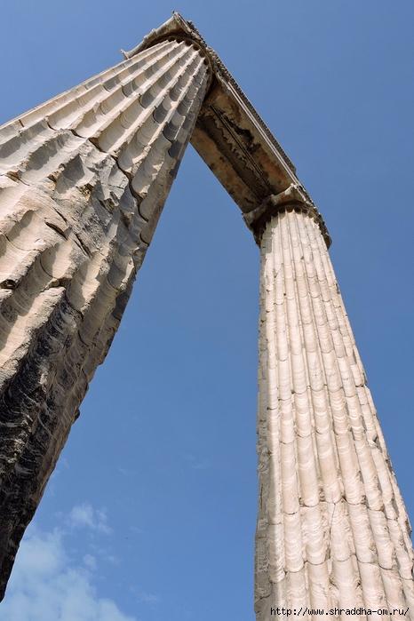 Shraddha_trаvel Турция 2016, Храм Апполона (16) (466x700, 245Kb)