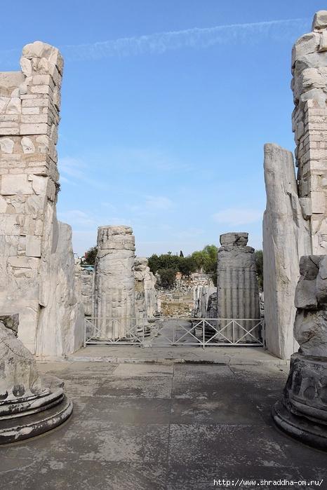 Shraddha_trаvel Турция 2016, Храм Апполона (20) (466x700, 276Kb)