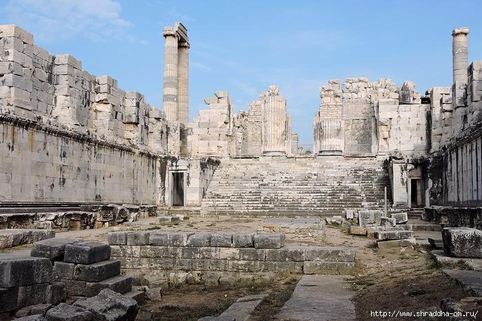 Shraddha_trаvel Турция 2016, Храм Апполона (25) (700x466, 334Kb)