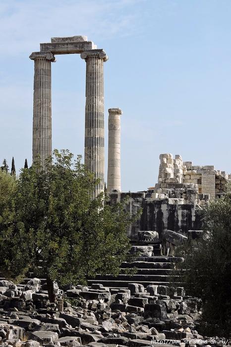 Shraddha_trаvel Турция 2016, Храм Апполона (31) (466x700, 290Kb)
