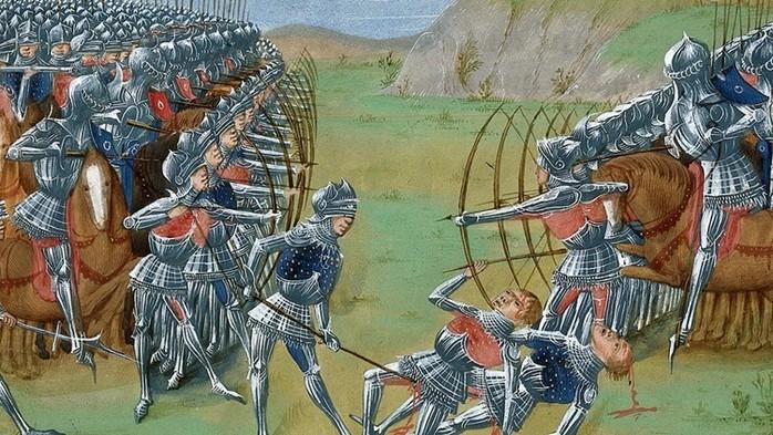 Самые яростные противостояния в мировой истории