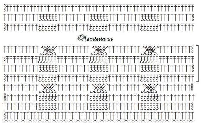 «Зеленая лужайка» - коврик крючком (15) (700x431, 415Kb)