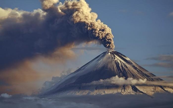 Горячий полуостров! Активные вулканы Камчатки