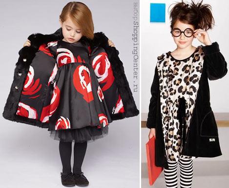 дети модники