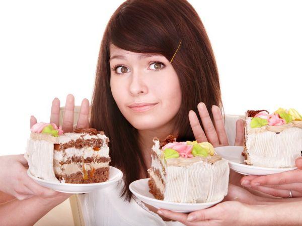 Как преодолеть желание поесть сладкого