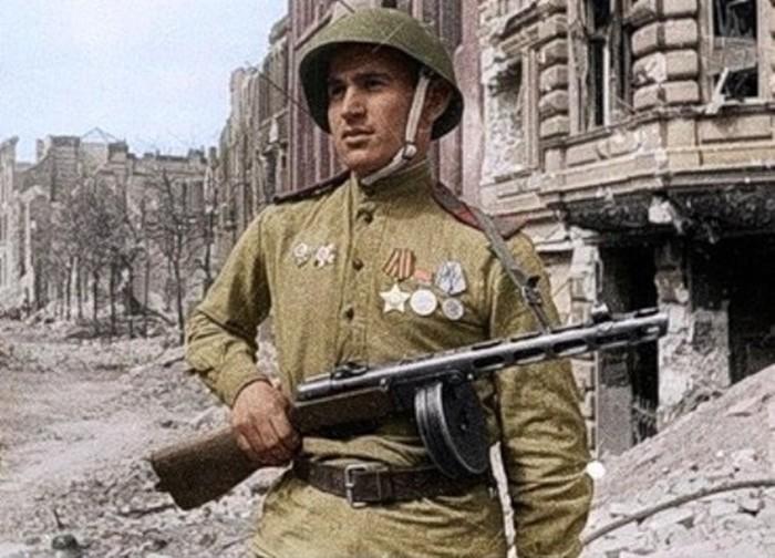 Автомат ППШ 41: «Папаша», с которым победили фашистов