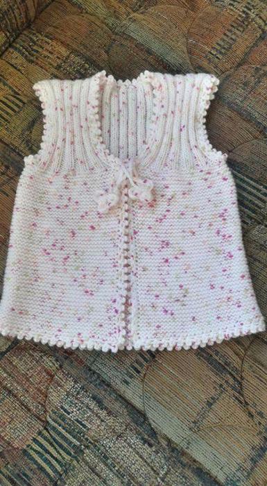 婴幼儿的创意服饰(背心) - maomao - 我随心动