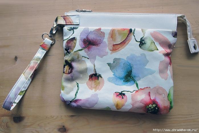 сумка клатч от Shraddha (1) (700x466, 255Kb)