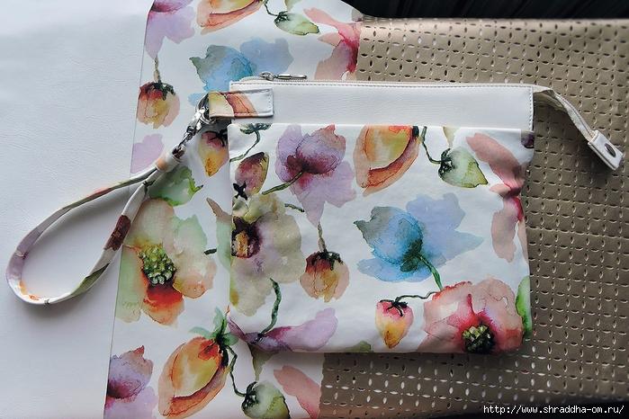сумка клатч от Shraddha (5) (700x466, 310Kb)