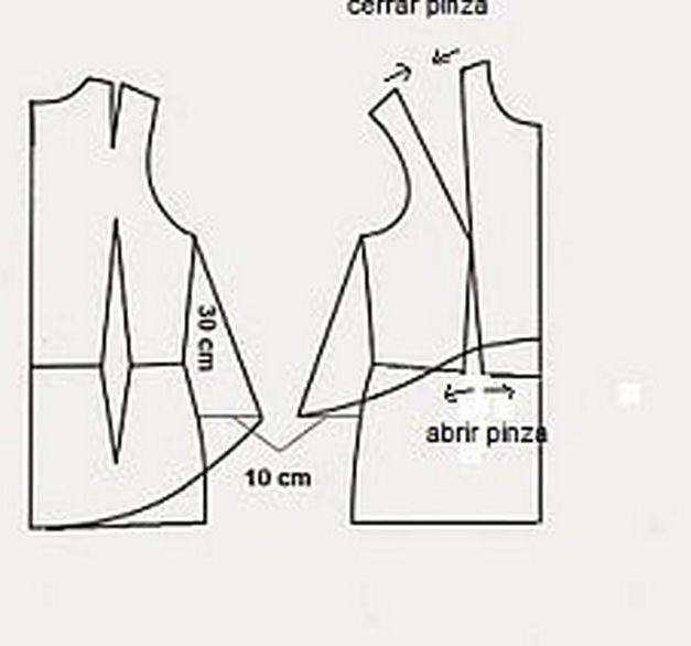 Выкройки шифоновых накидок для платьев