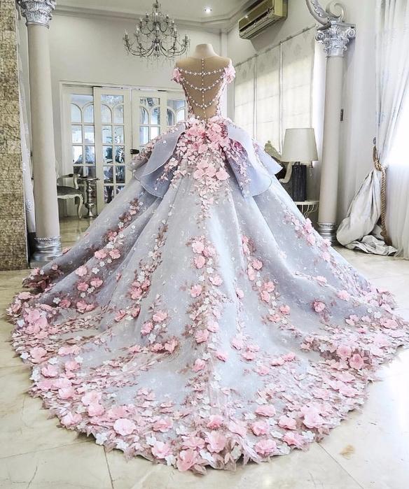торт свадебное платье 8 (584x700, 443Kb)
