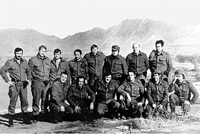 "What did the special unit ""Alpha"" in the USSR"