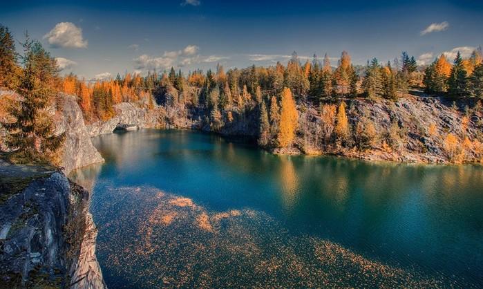 Самые удивительные и красивые места Карелии