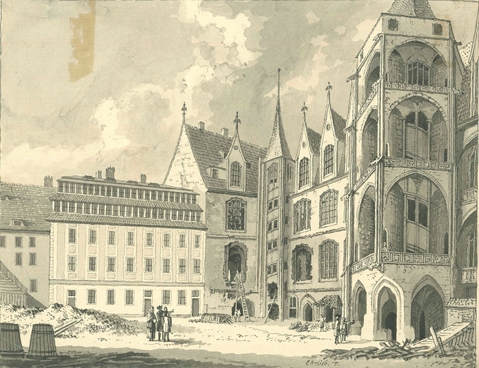 Albrechtsburg-n.-d.-Brande-1733-47 (700x537, 215Kb)