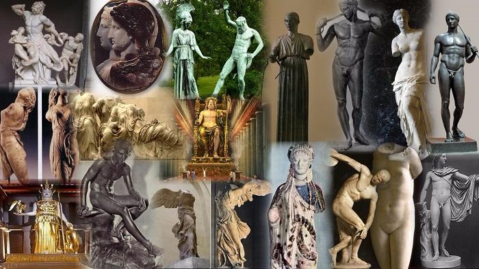 др греция скульптура (700x393, 358Kb)