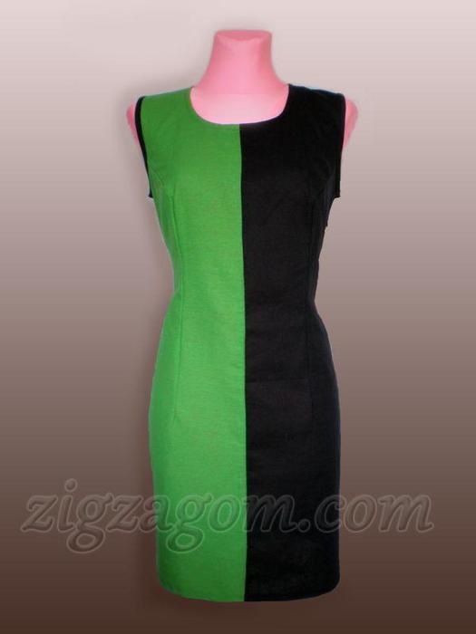 Платье-футляр своими руками для девочки 87