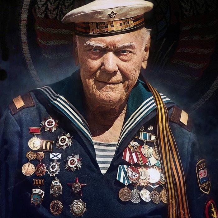 «Непокоренный» - моряк, всю войну прошагавший по земле!