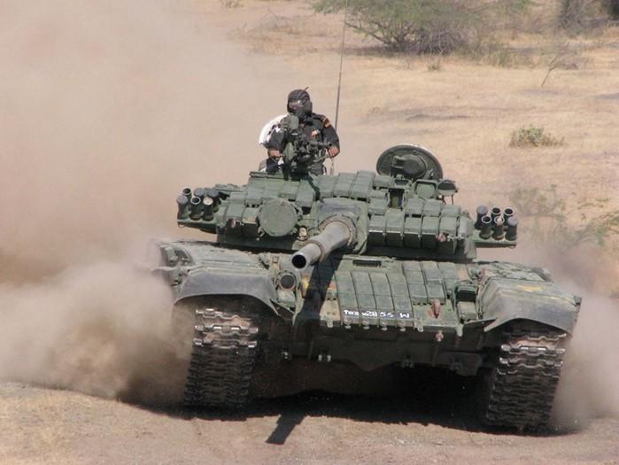 Самые грозные советские и российские танки