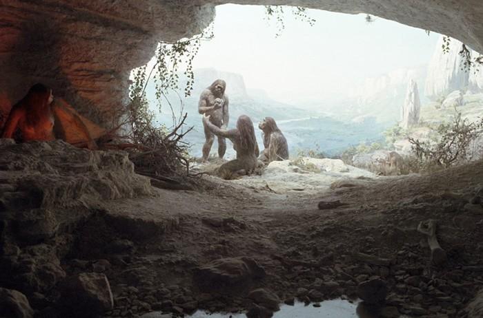 Как появились пещеры?