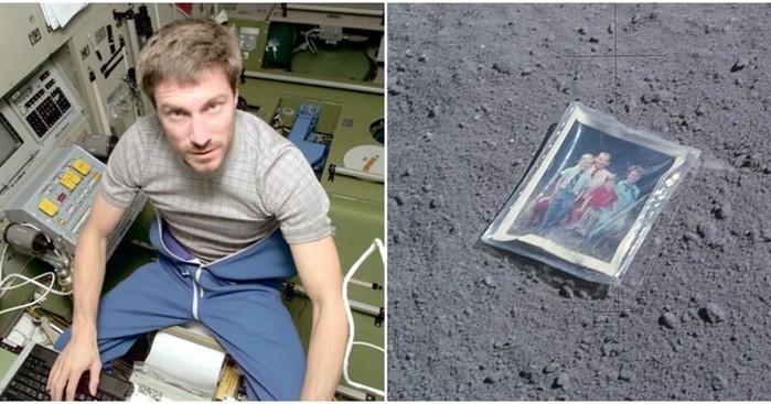 Топ-15 интересных фактов об открытом космосе