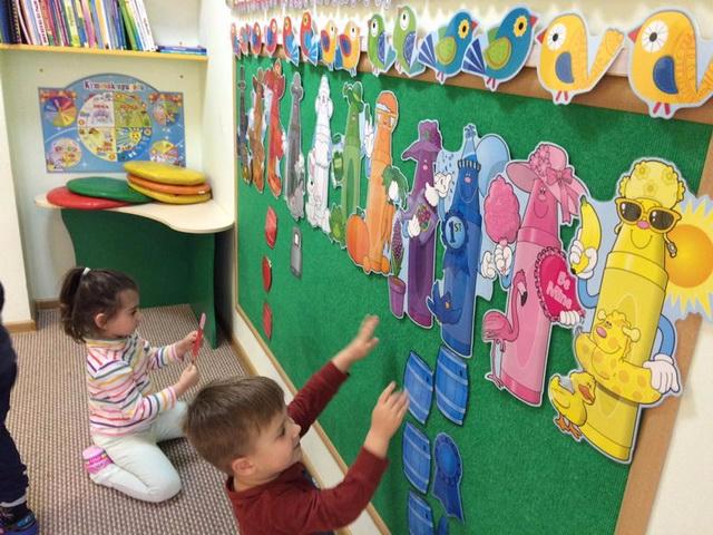 Детский центр на Оболони