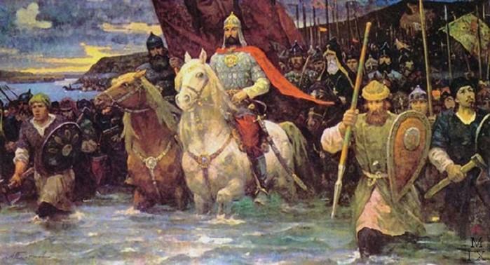 Самые воинственные народы и сословия в русской истории