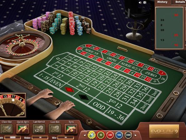 2. Игровой автомат Roulette Classic (595x447, 562Kb)