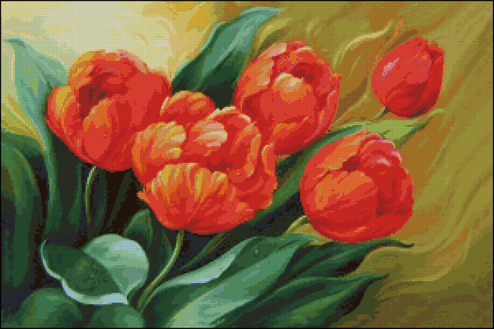 Red tulips (700x466, 531Kb)