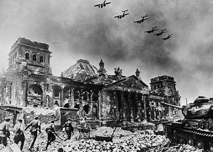 Как Красная Армия штурмовала Рейхстаг в мае 1941 года