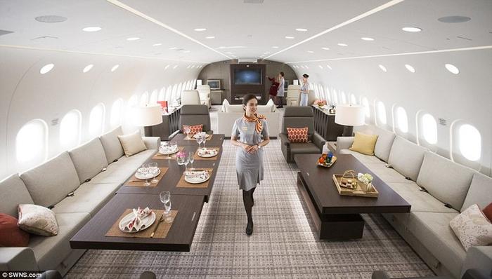 самолет вип-класса Dreamliner B787 Dreamjet 1 (700x398, 236Kb)