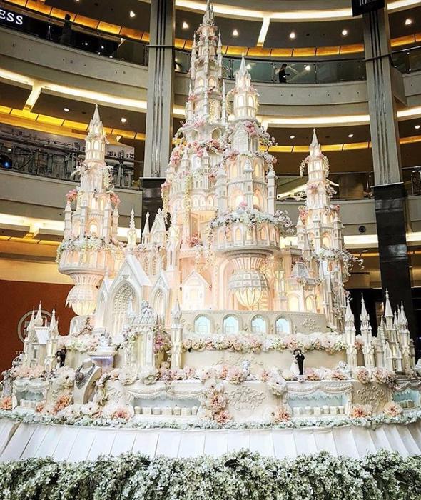 самые красивые свадебные торты 3 (590x700, 530Kb)