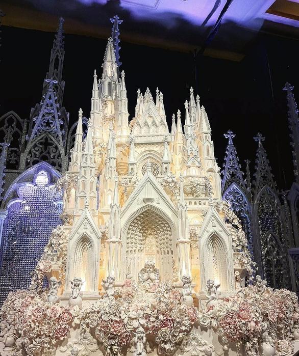 самые красивые свадебные торты 5 (586x700, 487Kb)