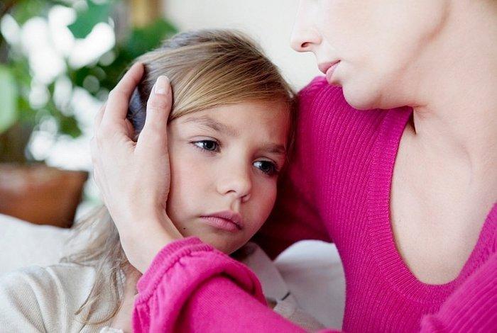 Явление ацетонемического синдрома у детей