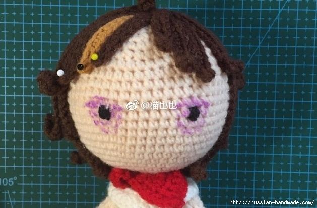 Вышиваем кукле глазки. Фото мастер-класс (4) (629x413, 185Kb)