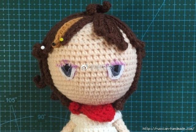 Вышиваем кукле глазки. Фото мастер-класс (8) (638x430, 198Kb)