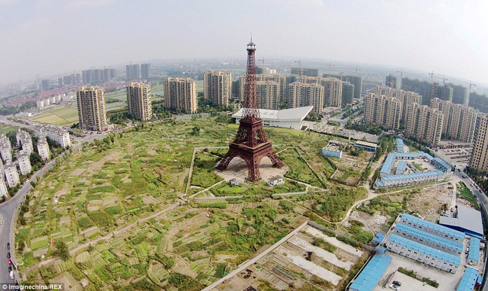 эйфелева башня в китае (700x417, 381Kb)