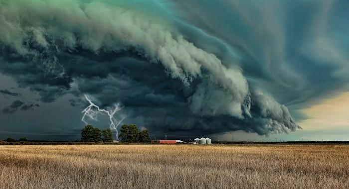 Что такое буря? Краткое описание
