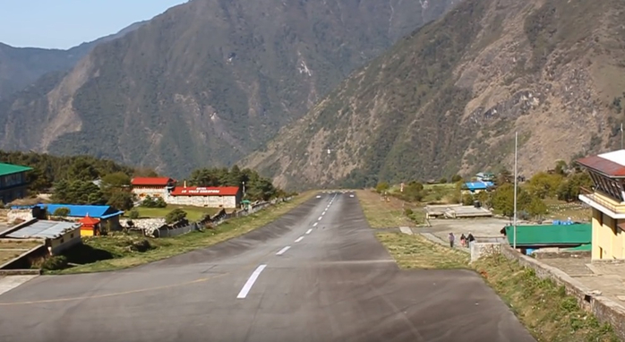 аэропорт лукла непал 2 (700x382, 245Kb)