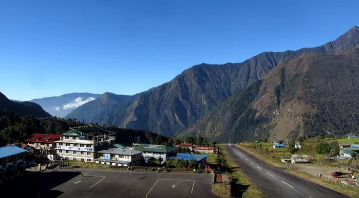 аэропорт лукла непал 4 (700x387, 233Kb)