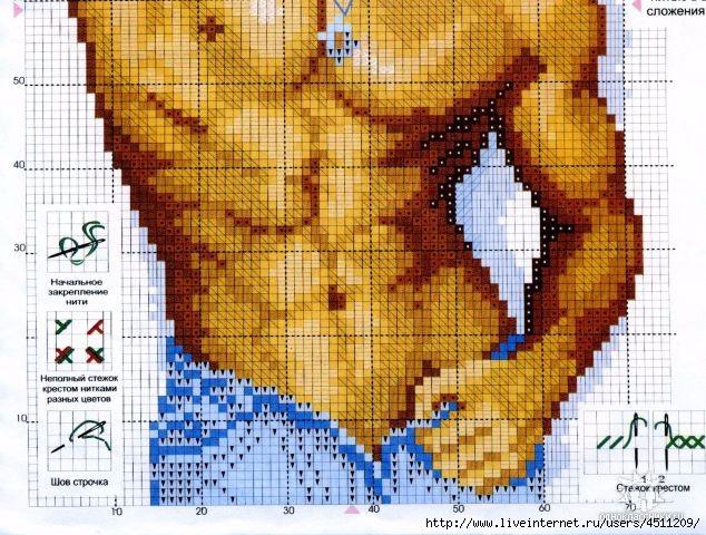 порно вышивки крестиком картинки