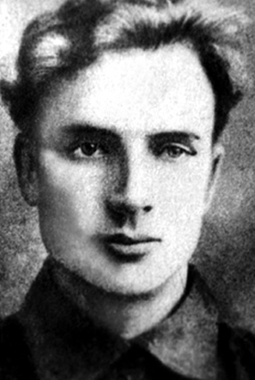 Николай Макарович Олейников  ( 5 [17] августа 1898, станица Каменская — 24 ноября 1937, Ленинград) (286x425, 77Kb)
