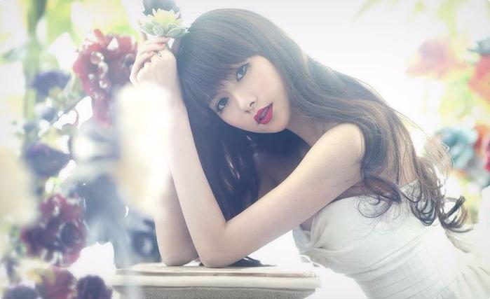 Корейская косметика для волос: полный спектр средств