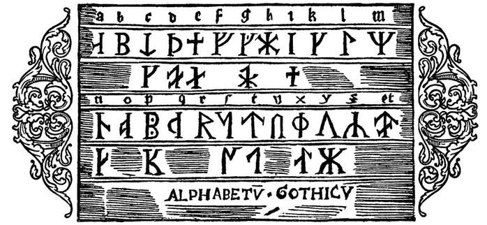 О чём могут рассказать древние руны?