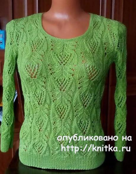 knitka-ru-zelenyy-dzhemper-spicami-rabota-mariny-efimenko-010136-460x588 (460x588, 274Kb)