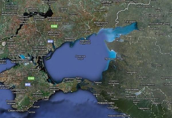 13 интересных фактов об Азовском море